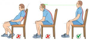 Posture, Back Pain, Back Ache, Work Injury